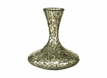 Silver Large Vase - Dale Tiffany