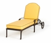 Single Chaise and Cushions - Florence - Caluco - C777-9-SET