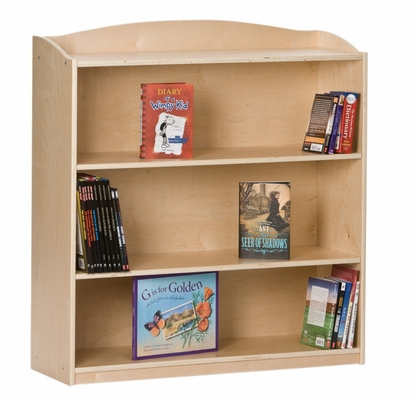 Single-Sided Bookcase - 36