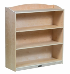 "Single-Sided Bookcase - 36"" H - Guidecraft - G97013"