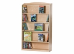 "Single-Sided Bookcase - 60"" H - Guidecraft - G97014"