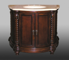 Sink Chest in Deep Mahogany - W5297-11