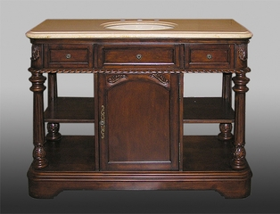 Sink Chest in Deep Mahogany - W5306-11