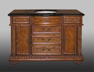 Sink Chest in Walnut - W5247-11