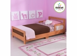 Slatted Honey Toddler Bed - KidKraft Furniture - 86923