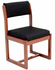 Sled Base Chair - ROF-B61705-CHBK