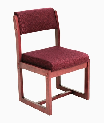 Sled Base Chair - ROF-B61705-CHBY