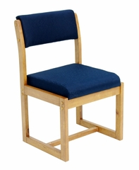 Sled Base Chair - ROF-B61705-MOBE