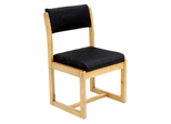 Sled Base Chair - ROF-B61705-MOBK