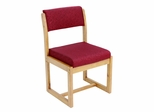 Sled Base Chair - ROF-B61705-MOBY