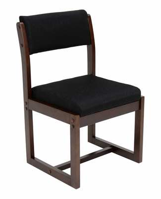 Sled Base Chair - ROF-B61705-MWBK