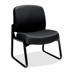 Sled-Base Guest Chair - Black - HON3506NT10T