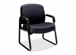 Sled-Base Guest Chair - Black - HON3516NT10T