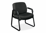 Sled-Base Guest Chair - Charcoal Gray - HON3516NT19T