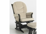 Sleigh Multiposition and Recliner Glider - Dutailier - D20-81C