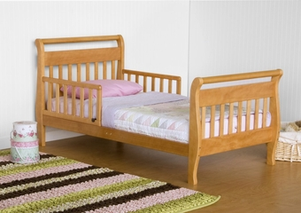 Sleigh Toddler Bed - DaVinci Furniture - M2990