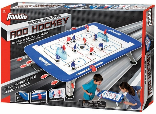 Slide Action Rod Hockey - Franklin Sports