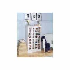 Sliding Door Media Cabinet - Holly & Martin
