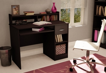 Small Desk in Chocolate - South Shore Furniture - 7259076C