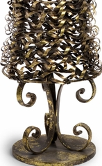 Small Gold Decorative Tree - IMAX - 57958