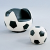 Soccer Chair and Ottoman Set - All Star - 05525