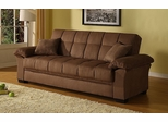 Sofa Bed Convertible in Umber - Sage - SA-SGE-UB-SET
