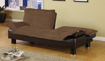 Sofa Bed in Brown - Coaster - 300179