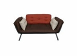 Sofa / Lounger with Plank/Dusk/Stone Cover - Mali Collection - 55-6118-PDS