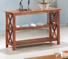 Sofa Table in Brown - Coaster