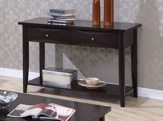 Sofa Table in Cappuccino - Coaster
