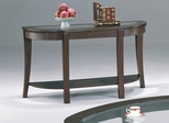 Sofa Table in Cappuccino - Coaster - COAST-155261