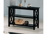 Sofa Table in Cappuccino - Coaster - COAST-159101