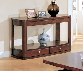 Sofa Table in Cherry / Brown - Coaster