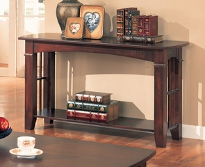 Sofa Table in Cherry - Coaster
