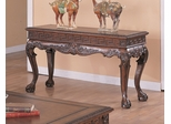 Sofa Table in Dark Brown - Coaster