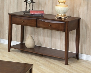 Sofa Table in Walnut - Coaster
