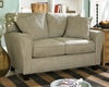 Sofab Angel Chenille Fabric Loveseat - 1280M