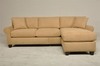 Sofab Ladd Sofa in Sand with Reversible Chaise - 1294M