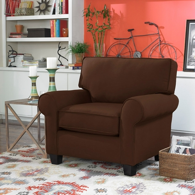 Sofab Lass Transitional Chair - 1093S