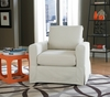 Sofab Lily Chair in Ivory - 1077S