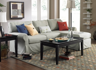Sofab Lucy Slip Cover Sectional Sofa - 1292M