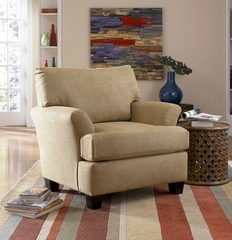 Sofab Shag Chair in Prairie - 1089S