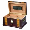 Solana 100 Count Cigar Humidor - HUM-100MS