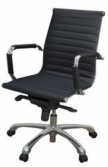 Solice Executive Leather Swivel - ROF-1015