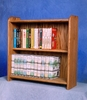 Solid Oak 80 DVD Multimedia Cabinet - 207