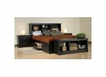 Sonoma Furniture Collection in Black - Prepac Furniture