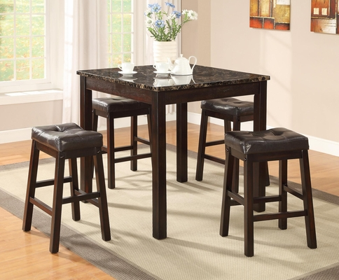 Sophia 5 Piece Pub Set - 150160