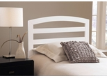 Sophia Twin Size Headboard with Frame - Hillsdale Furniture - 1656HTWR