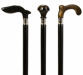 Soren Walking Sticks (Set of 5) - IMAX - 60056-5