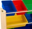 Sort it and Store it Bin Unit - KidKraft Furniture - 16774